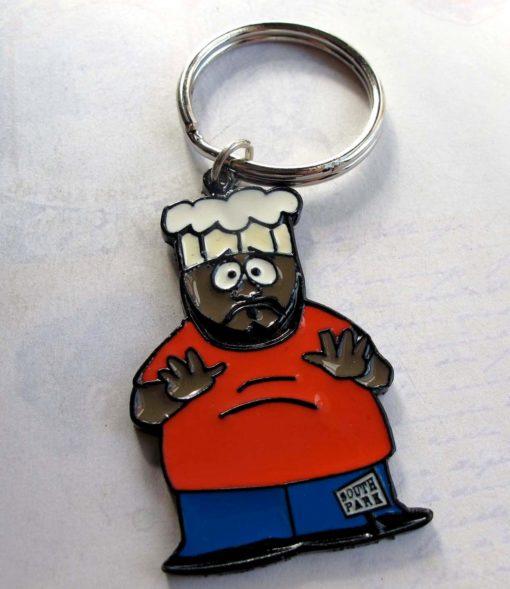 South Park Chef Key Chain P