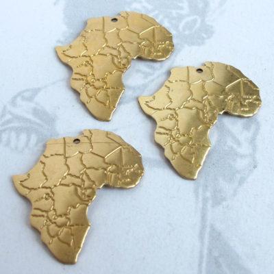 African Jewelry Brooklyn Charm
