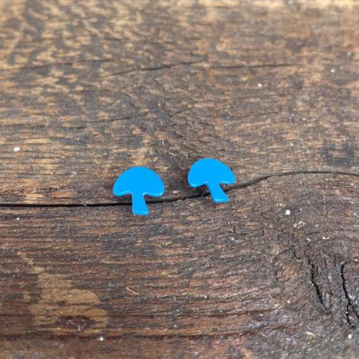blue mushroom option B