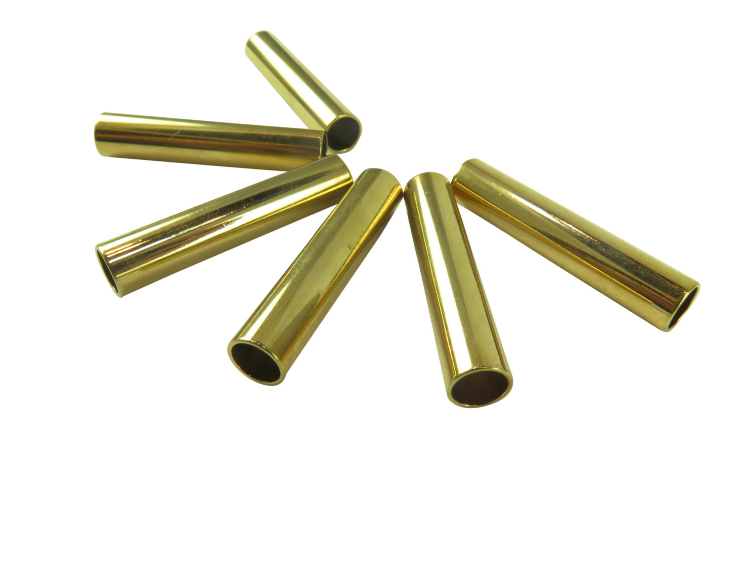 5x11mm 24K Shiny Gold Plated Connector Tubes Gold Plated Tubes Brass Tube Beads Thin Tube Bar Cylinder Tube Beads Beads Long Tubes