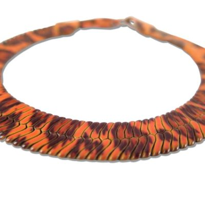 serpentine leopard chain