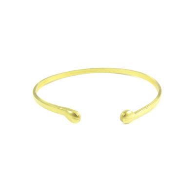 rounded cuff bracelet