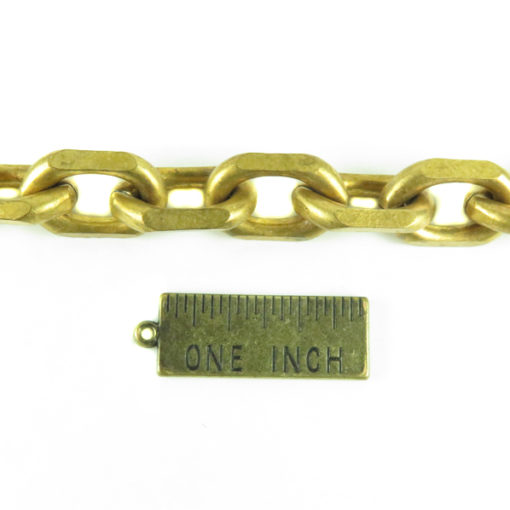 heavy duty oval cable chain