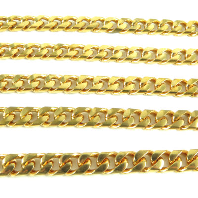 thick cuban gp curb chain