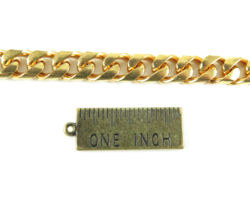 thick cuban gp curb chain