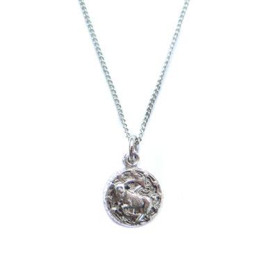 AS tiny zodiac necklace - capricorn