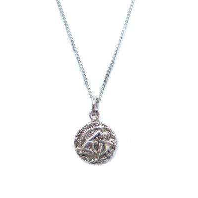 AS tiny zodiac necklace - gemini