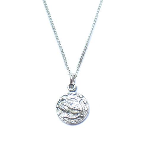 AS tiny zodiac necklace - scorpio