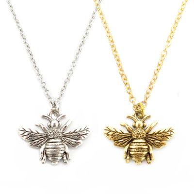 bee necklaces money shot
