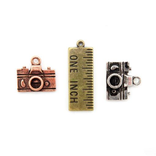 medium camera charm - 3