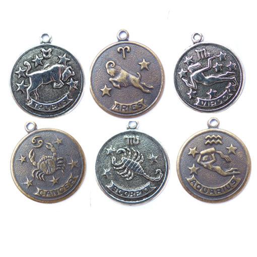 zodiac coin money shot