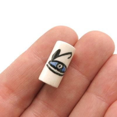 egyptian eye beads