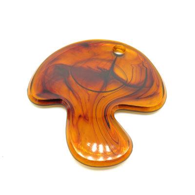 giant plastic mushroom pendant